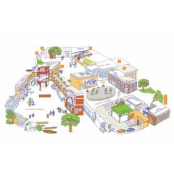 «Мастерславль» - добрый детский город мастеров