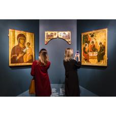 В Третьяковской галерее открылась выставка «Сказание о граде Свияжске»