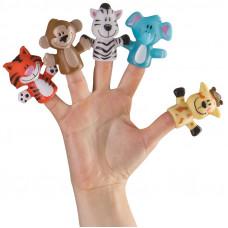 Детский мир «Вверх» рекомендует: кукольный театр для самых маленьких