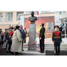 В Ростове-на-Дону открыли памятник Александру Печерскому