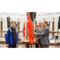 На Эльбрусе вновь водрузят Знамя Победы