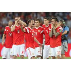 Патриарх Кирилл поблагодарил сборную Россию по футболу за яркую игру