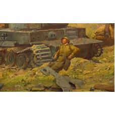 Диорама «Курская битва» - к юбилею великого сражения под Прохоровкой