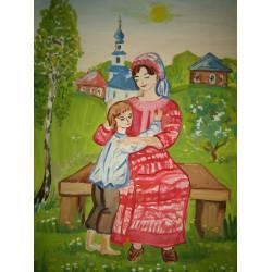 «Краски России: Мой дом – Россия»