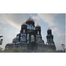 Минобороны возведет храм Вознесения Христова