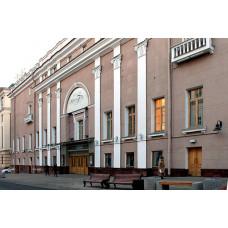 Московский театр имени Станиславского и Немировича-Данченко в преддверии 100-летия