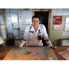 Виталий Дахов: «В моих венах стала течь морская вода»
