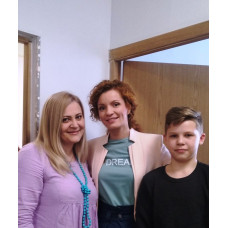 Мария Егорова: «Мир семьи строится на взаимности»