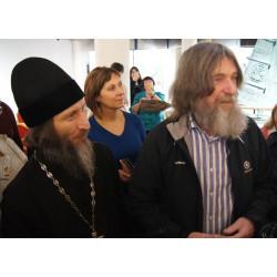 В Ростове проходит выставка картин знаменитого путешественника Федора Конюхова