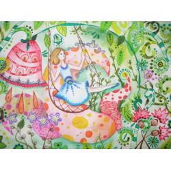 «Краски России» приглашают юных художников на новый конкурс!