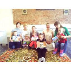 """Клуб """"Светлица"""" приглашает на занятия семьи, воспитывающие детей с ОВЗ"""