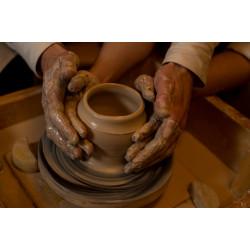 Гончарная мастерская «Лукоморье» приглашает 4 сентября на творческий мастер-класс