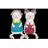 Набор для творчества ШАР-ПАПЬЕ В0152541 Овечка и Козочка