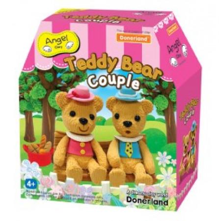Масса для лепки ANGEL CLAY AA06071 Teddy Bear