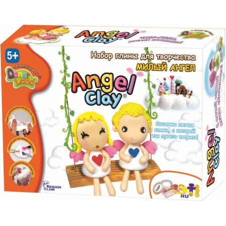 Масса для лепки ANGEL CLAY АА07011 Милый ангел