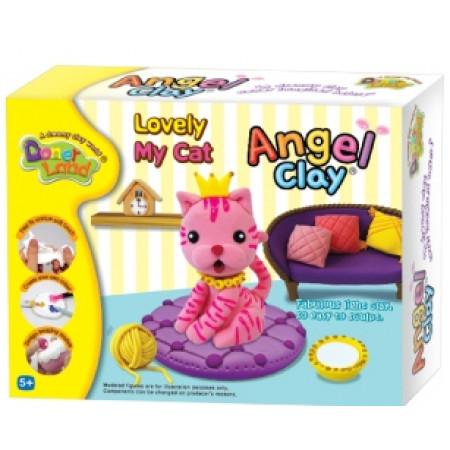 Масса для лепки ANGEL CLAY AA07021 Lovely my cat