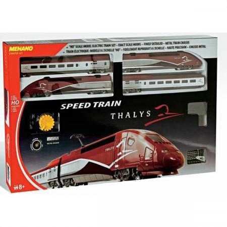 Железная дорога MEHANO T106 Thalys