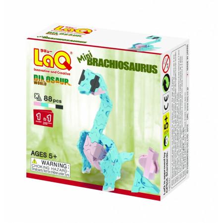 Конструктор LAQ 1801 Mini Brachiosaurus
