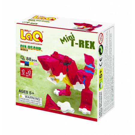 Конструктор LAQ 1771 Mini T-Rex
