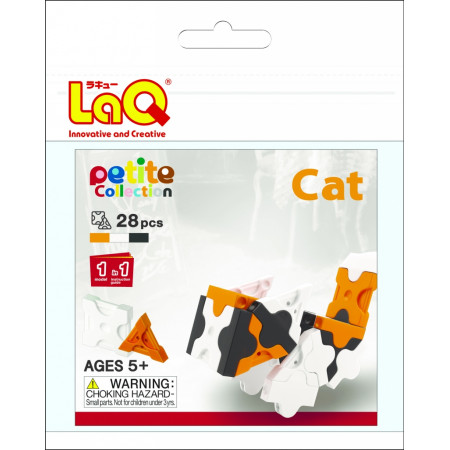Конструктор LAQ 1702 Petite Collection Cat