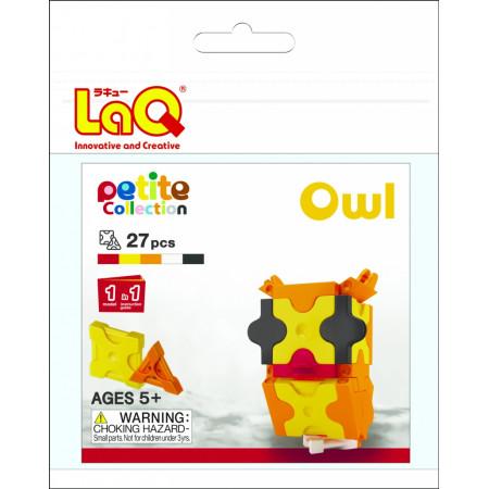 Конструктор LAQ 1733 Petite Collection Owl