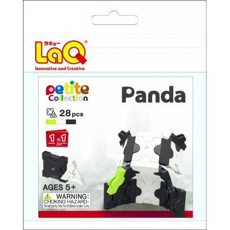 Конструктор LAQ 1726 Petite Collection Panda