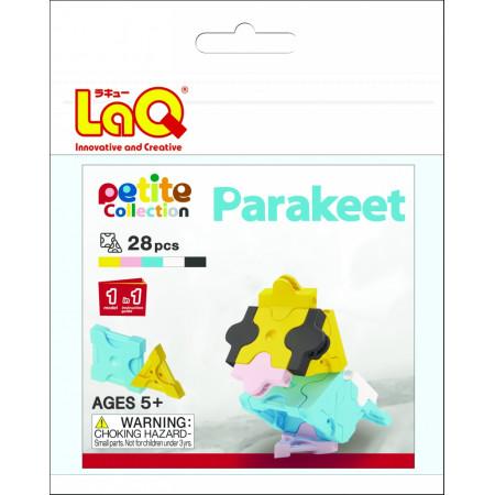 Конструктор LAQ 1696 Petite Collection Parakeet