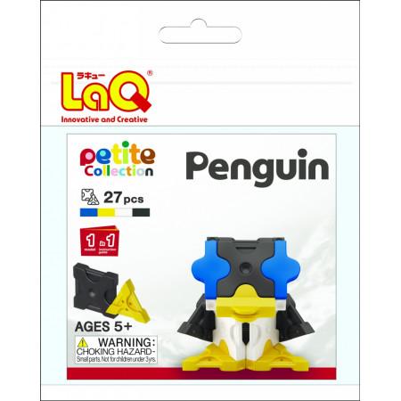 Конструктор LAQ 1757 Petite Collection Penguin