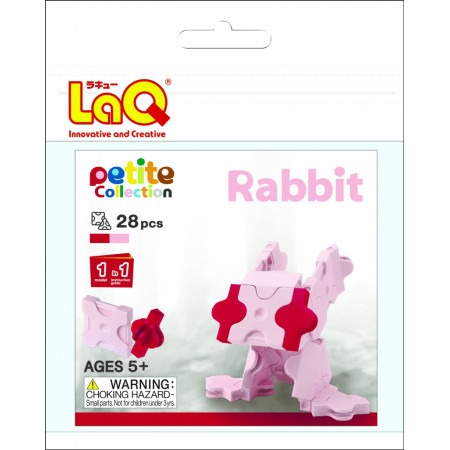Конструктор LAQ 1764 Petite Collection Rabbit