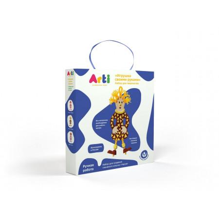 Набор для творчества ARTI Г000676 Глиняный клоун Чарли