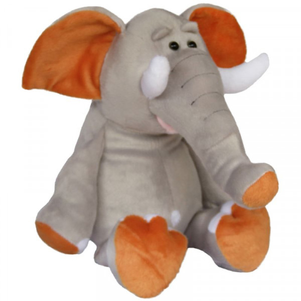 Слон Мирон (М)Пл  /36 см/