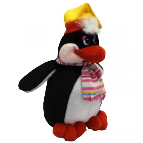 Пингвин в шапочке (М)  /30 см/