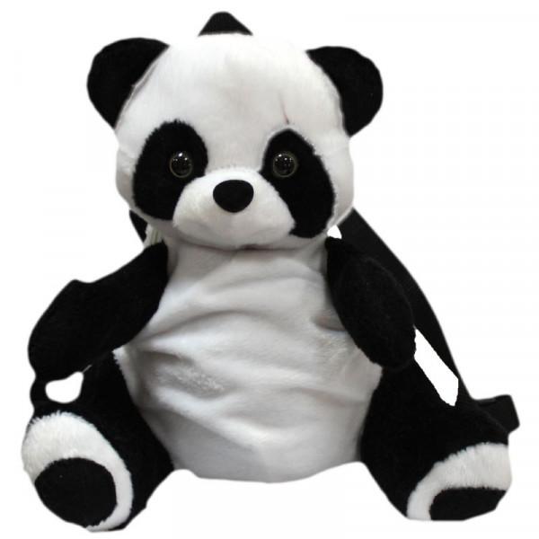 Рюкзачок панда (М)Пл  /44 см/