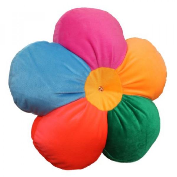 Подушка - цветок (М)  /36 см/
