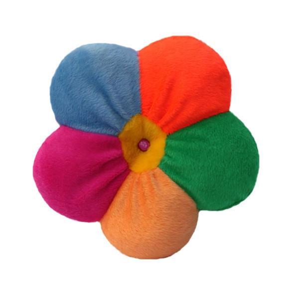 Подушка - цветок (мини)  /27 см/