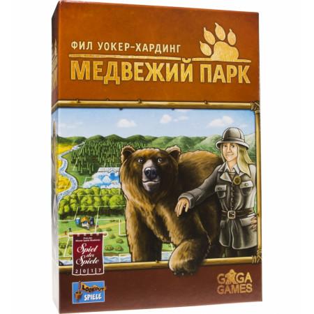Настольная игра GAGA GAMES GG078 Медвежий парк