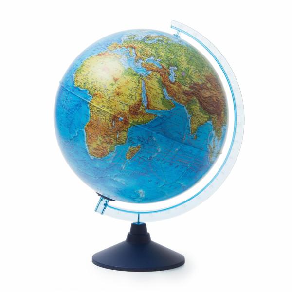 Глобус GLOBEN физико-политический с подстветкой от батареек 320 мм Ве013200264
