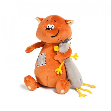 Мягкая игрушка ДУRАШКИ MT-MRT02201705-25 Котэ & Mouse