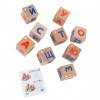 Кубики КРАСНОКАМСКАЯ ИГРУШКА КУБ-16 Алфавит со шрифтом Брайля