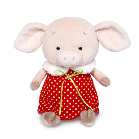 Мягкая игрушка BUDI BASA Ps16-003 Малышка Жужа Свинтон 16см (в фирм.пакете)