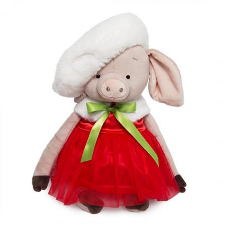 Мягкая игрушка BUDI BASA Ps30-002 Свинка Жоржетта Свинтон 30см (в фирм.пакете)