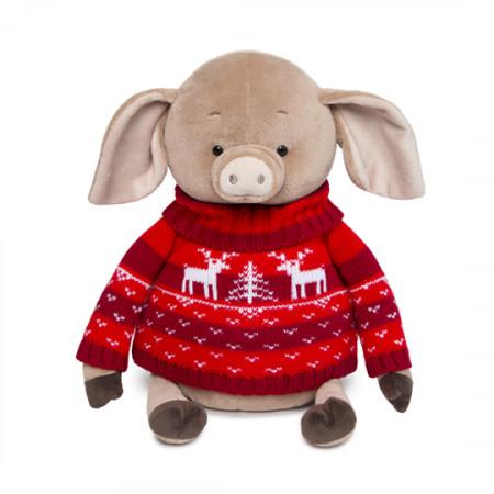 Мягкая игрушка BUDI BASA Ps32-005 Свин Семен Пятаков 32см