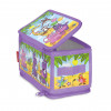 Коробка для хранения VALIANT KCAF-ZIP-S Весёлая африка 30*15*15 см