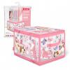 Коробка для хранения VALIANT KCCD-ZIP-L Киски и собачки 40*30*25 см