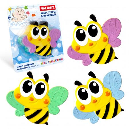 Набор VALIANT K6-3887 мини-коврики Пчёлка