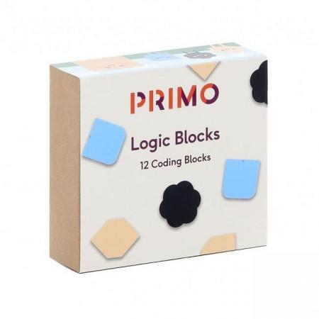 Набор PRIMO TOYS 41282 Логические блоки 12шт.