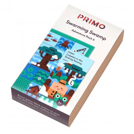 Набор PRIMO TOYS 13501 Карта для путешествий Болото