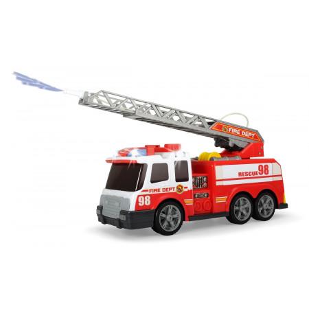 Машина пластиковая DICKIE 3308358 Пожарная 37см (свет, звук, вода)