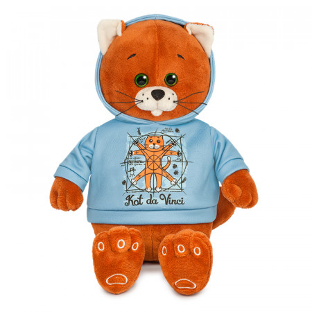 Мягкая игрушка КОЛБАСКИН&МЫШЕЛЬ MT-MRT101705-25 Колбаскин Да Винчи