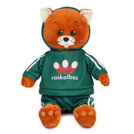 Мягкая игрушка КОЛБАСКИН&МЫШЕЛЬ MT-MRT101702-25 Колбаскин спортсмен